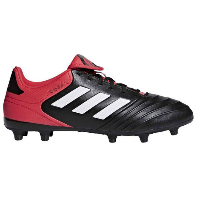 2f2b9317c5c9 adidas Copa 18.3 Firm Ground Cleats Men's Core Black / Cloud White 8 ...