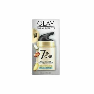 Olay Total Effects 7 in 1 Moisturizer with sunscream 50ml