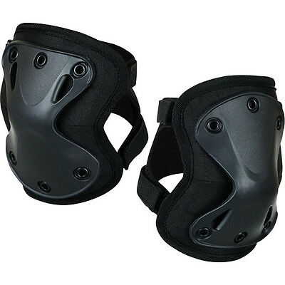 """Russian Army SPLAV Tactical Military Elbow Pad Protection """"X-FORM"""" Black"""