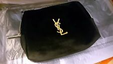 Yves Saint Laurent YSL Beauty Makeup Trousse Bag Brand New