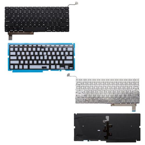 For Apple MacBook Pro 15 A1286 Keyboard US Layout Backlight Backlit 2009-2012