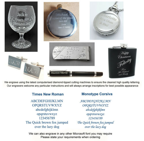 HAND MADE PEWTER WINE GOBLETS Unique Special Couple Gift Luxury Box PERSONALISED