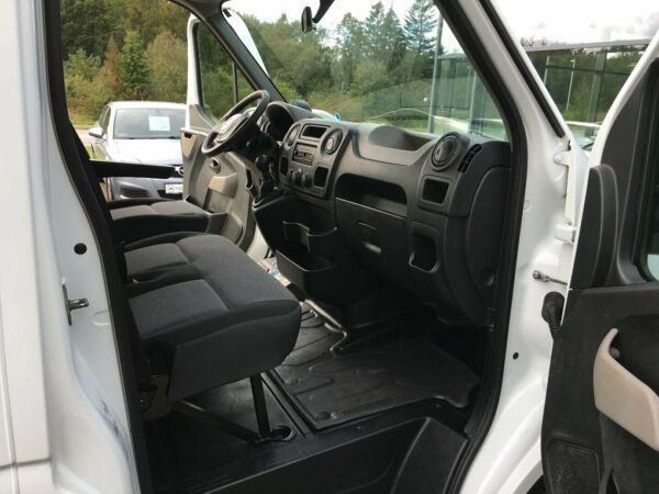 Renault Master III T35 2,3 dCi 125 L3 Ladvogn billede 10