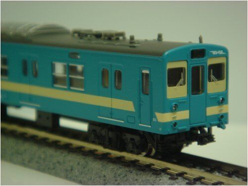 New N Gauge A2450 103-Based 1500 Series Jnr 6-Car Set During The Color Appearanc