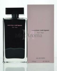 Narciso Rodriguez For Her For Women Eau De Toilette 5.0oz /150 Ml Spray For W