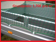 Anhängernetz Abdecknetz Container 5 x 2,5 m knotenlos 45mm Maschen