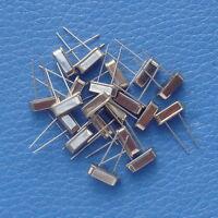 17.734475 MHz Quartz Crystal Resonator, oscillator,  x20