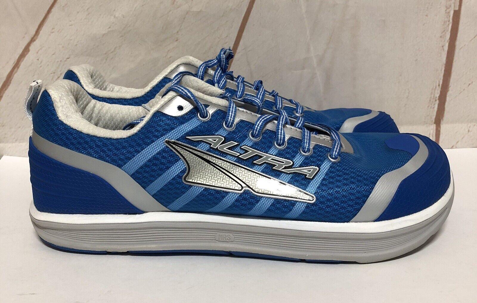 Altra Instinct 2.0 Men bluee Sneaker Running shoes Size 12 New