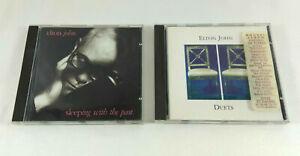 Lot-2-CD-Elton-John-Sleeping-with-the-past-et-Duets-Envoi-rapide-et-suivi