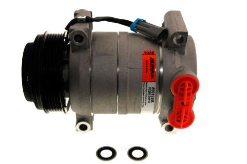 A//C Compressor ACDelco GM Original Equipment 15-22256 Reman