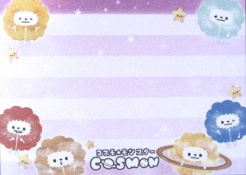 Crux Cosmon Mini Memo Pad~KAWAII!!