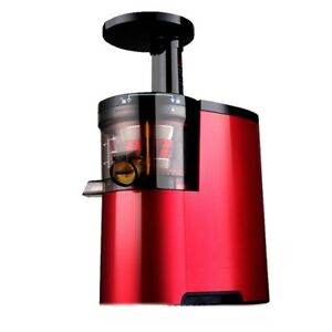 Cold Press 150W Slow Juicer - Red