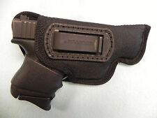 Nylon Concealment gun holster- Compacts; Glock,S&W shield,XDS,beretta nano,MORE