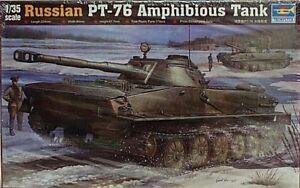 Trumpeter-1-35-Russian-PT-76-Amphibious-Light-Tank-380