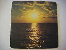 Beer Coaster ~ The Gospel According to St Louis ~ MICHELOB ~ Who Is More Blessed