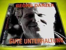 GEORG DANZER - GUTE UNTERHALTUNG / 2 CD NEU < > Austropop Shop 111austria