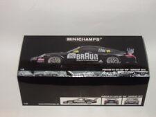 """Minichamps Porsche 911/997 GT3 Cup Braun""""V.I.P. Supercup 2010"""", 1:18 OVP Neu/New"""