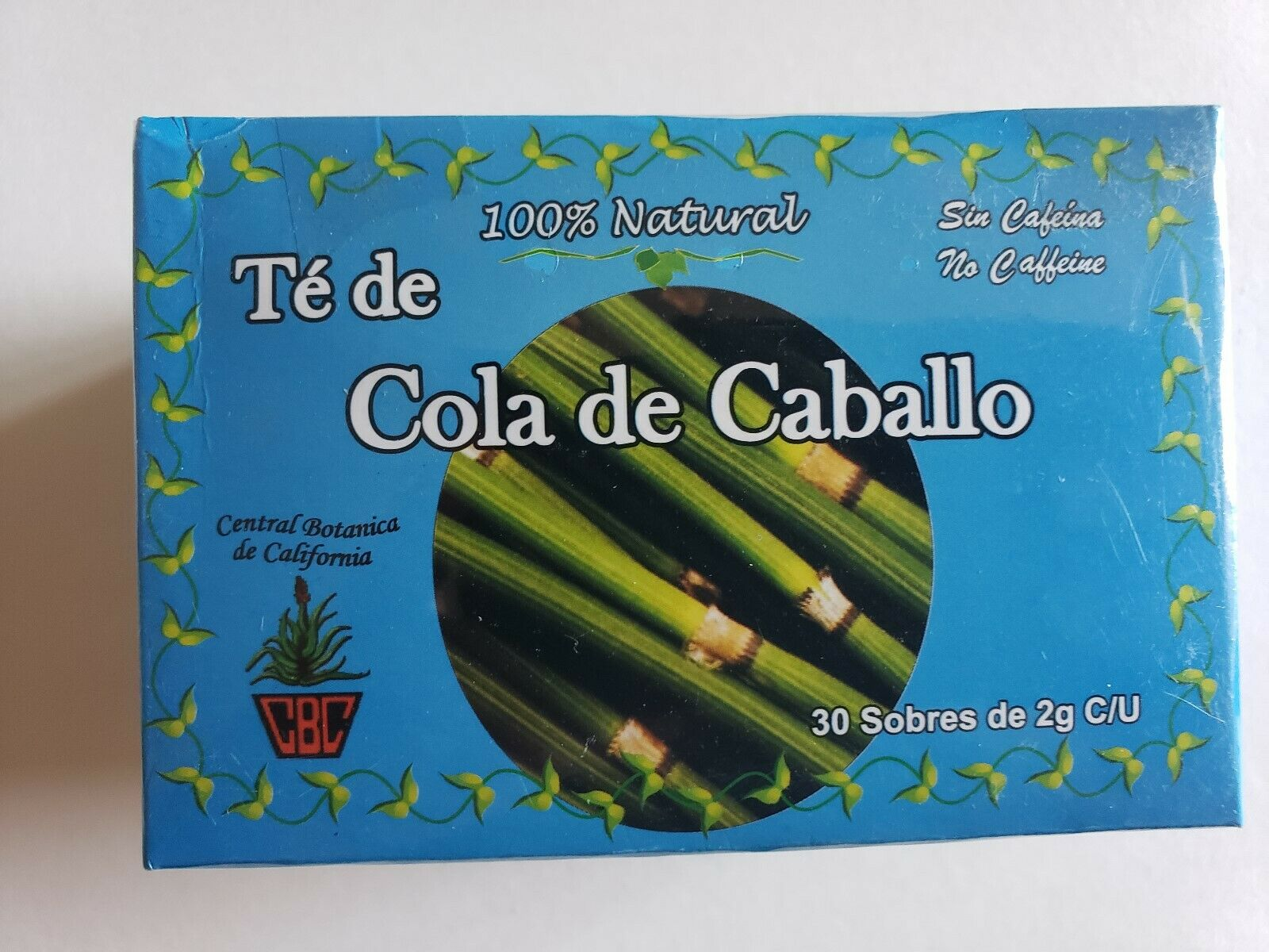 2 Inca S Food Te Cola De Caballo Horse Tail Tea 25 Bags 100 Natural For Sale Online Ebay