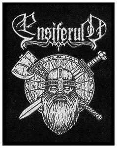 ENSIFERUM-Patch-Aufnaeher-Sword-amp-Skull