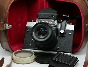 KIEV-60-TTL-6x6-Camera-ARSAT-C-2-8-80-Medium-Format-SLR-RARE-SERVICED