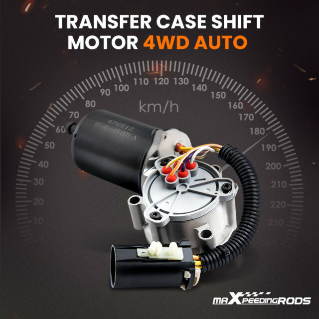 Transfer Case Shift Motor Actuator For Great Wall Ford Ranger PJ, PK 2006 - 2011
