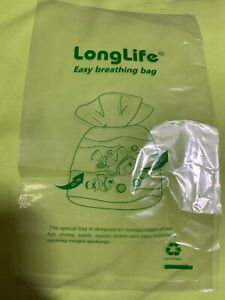 10-pcs-LongLife-Aquarium-Breathing-Bags-6x10-inch-Kordon-Breather-Substitute