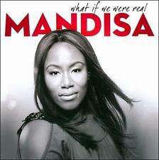 What If We Were Real by Mandisa (CD, Apr-2011, Sparrow Records)