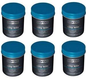 Osmo Clay Wax 100ml X 6