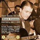The Classic Sessions: 1927-1949 [Box] by Eddie Condon (CD, Oct-2014, 4 Discs, JSP Records)
