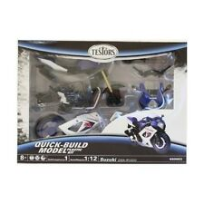 Testors #650003 Suzuki GSX-R100 Quick Build Kit (1/12) Scale model kit