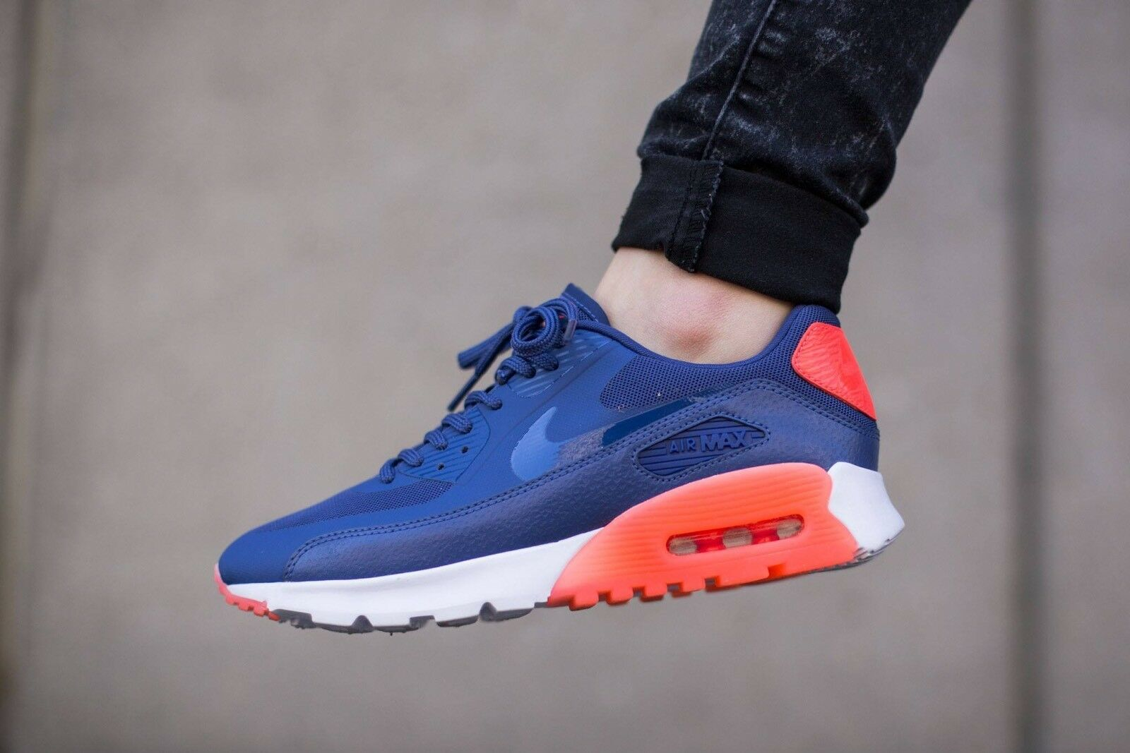 NIKE AIR MAX 90 ULTRA ESSENTIAL WOMEN'S WOMEN'S WOMEN'S RUNNING TRAINNING SHOES 100% AUTHENTIC 20ba68