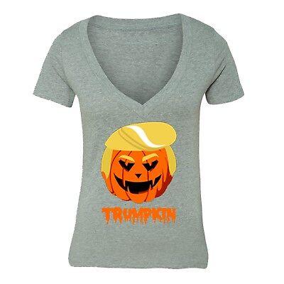 Halloween Costume T-shirt Pumpkin Skull Jack O Lantern Skull Dia Muertos Tshirt