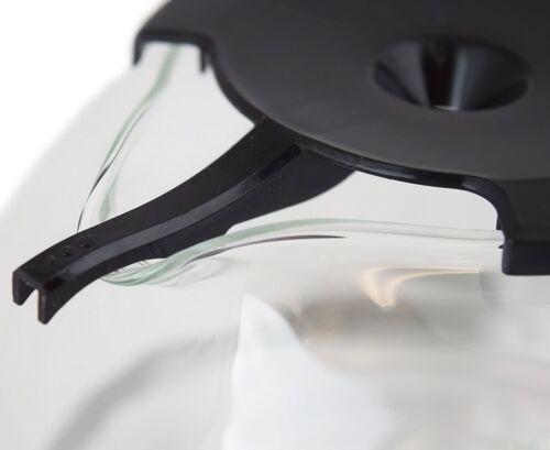Bunn Cafetière 10 Tasses Noir Remplacement Carafe Pot carafe en verre goutte à goutte free