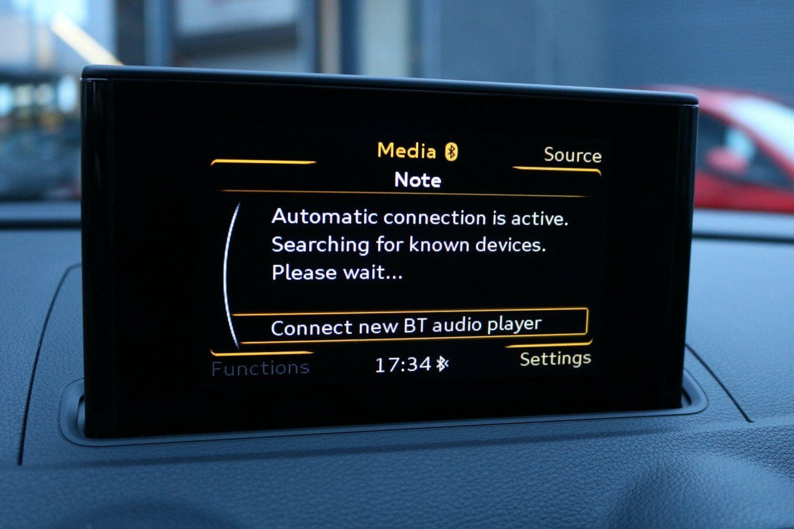 Audi A3 TDi 110 Attraction