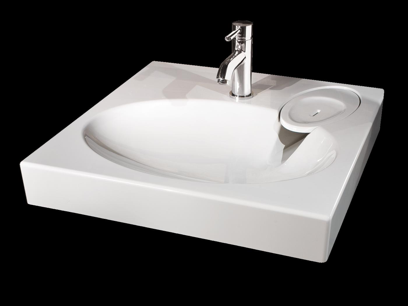 waschbecken claro aus mineralgussmarmor poliert stein sp le auf waschmaschine ebay. Black Bedroom Furniture Sets. Home Design Ideas