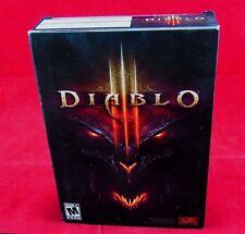 Diablo III 3 - Blizzard 2012 *new Sealed*