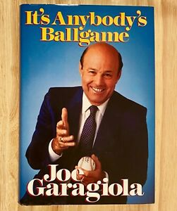 IT-039-S-ANYBODY-039-S-BALLGAME-by-Joe-Garagiola-HC-DJ-SIGNED