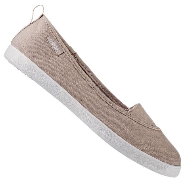 Details about Adidas Neo Cloudfoam QT Vulc as Women's Sneakers Shoes Ballet Shoes