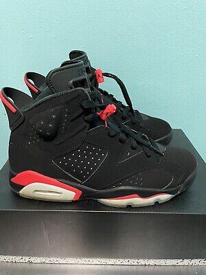 Nike Air Jordan 6 Retro Black Infrared
