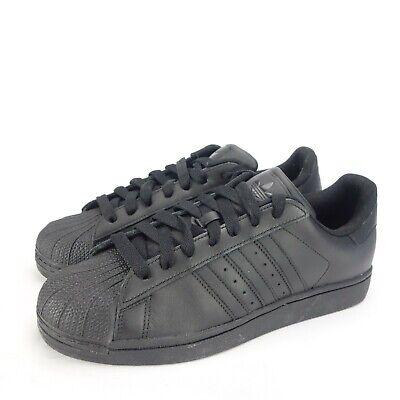 Adidas Originals Superstar Triple Noir De Sport Hommes Chaussures Odd Tailles UK 98.5 | eBay