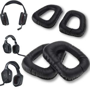 b93a3f22d14 Image is loading Logitech-G35-G930-G430-F450-Headphone-headset-Ear-