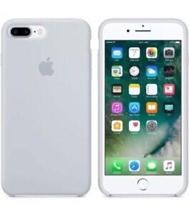 MIST-BLUE-GENUINE-ORIGINAL-Apple-Silicone-Case-For-iPhone-7-4-7-034-NEW