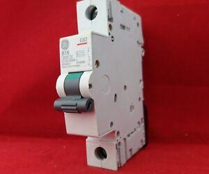 GE G61B16 674696 16 A 16AMP B Type B16 Simple Pôle SP 1P Disjoncteur Fusible Switch New