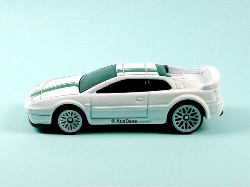 White No packaging. HOT WHEELS Lotus Esprit
