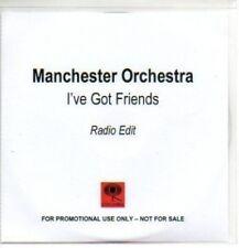 (116J) Manchester Orchestra, I've Got Friends - DJ CD