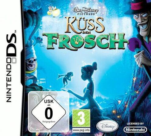 Disneys Küss den Frosch (Nintendo DS, 2009)