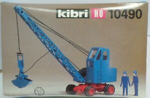 KIBRI Nr.10490 Fuchs Bagger mit hohem Fahrerhaus - ungebaut/OVP