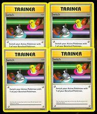 Pokemon SWITCH 88/108 - XY Evolutions - - MINT 4X