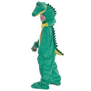 PréCis Crocodile 128 Cm, Enfant Costume, Robe Fantaisie-afficher Le Titre D'origine Convient Aux Hommes, Femmes Et Enfants