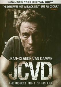 Jcvd-Jean-Claude-Furgone-Damme-Incluso-Digitale-Nuovo-DVD
